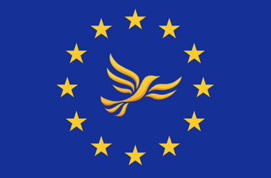 Vote LibDem in the European Elections