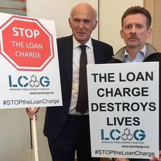 Sir Vince Cable is one of the LibDem MPs who's been campaigning to change the Tory's Loan Charge