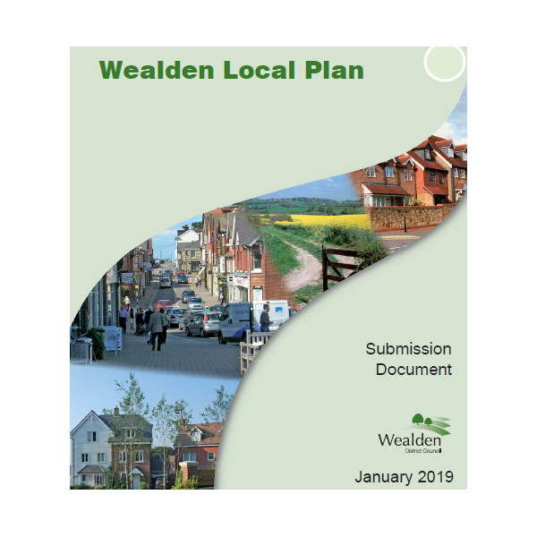 Wealden Local Plan Submission Jan 2019