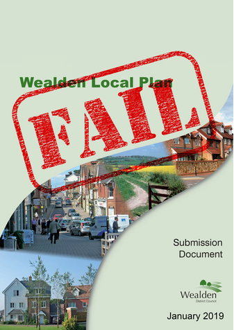 Wealden Local Plan was rejected in early 2020