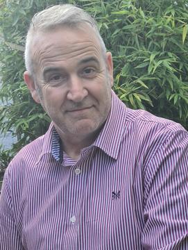Halisham Councillor Neil Cleaver