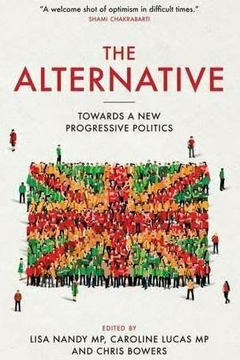 Cross-party book by Chris Bowers and MPs Caroline Lucas & Lisa Nandy